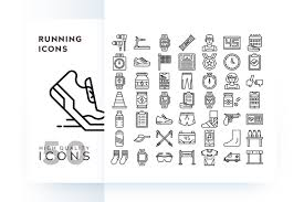 Svgdesigns.com also has a large collection of free svg designs. Running Icon Graphic By Goodware Std Creative Fabrica