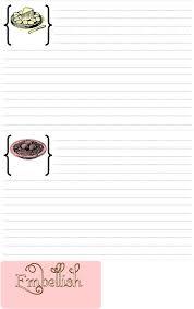 Printable Recipe Book Template Cookbook Free Binder Templates 4 X 6