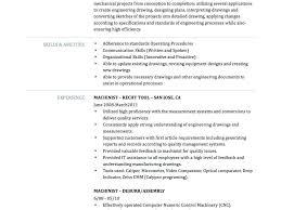 Machinist Resume Template Machinist Resume Template Sample Machinist Resume Starting Machinist 59