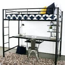 cool beds for sale. Bunk Desk Bed Black Metal Twin Loft With Cool Beds For Sale