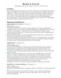 Executive Resume Objective Examples Retail Resume Objective Sample