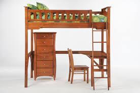 furniture wooden adult loft bed bunk beds desk drawers bunk