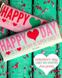 Michelle Paige Blogs 10 Free Printable Candy Bar Wrapper