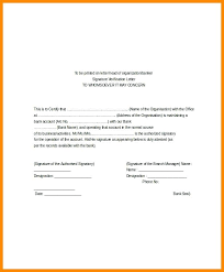 Verification Letter From Employer Sample Employment Verification Letter 7 Documents In Word