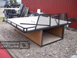 Sled Deck plans [Archive] - SnoWest Snowmobile Forum