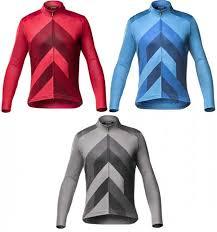 Mavic Cosmic Graphic Mens Long Sleeve Cycling Jersey 2020