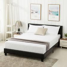 Queen Size Platform Beds | eBay