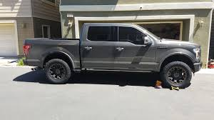 Max Tire Size With 2 Inch Level F150 Ecoboost Forum