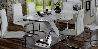 Esstisch Stuhle Weis Gunstig Weiss Fur Tisch Armlehne Modern Bei