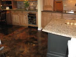 Kitchen Concrete Floor Kitchen Floor Stained Concrete Floor Polished Concrete Floor