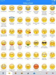 Emoji Meaning Chart And Hand Emoji Meanings Dictionary List App Emoji Symbols