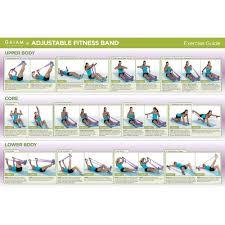 Gaiam Adjustable Fitness Band Buy Online In Uae