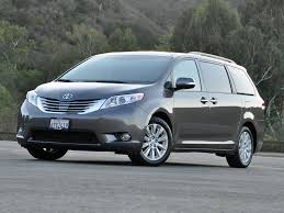 2014 Toyota Sienna - Information and photos - ZombieDrive