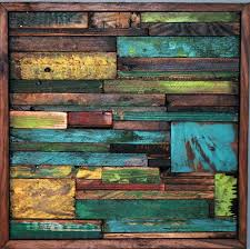 woods painting fresh abstract painting on wood reclaimed wood sculpture wall