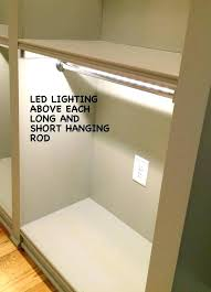 Closet lighting led Light Led Lights Closet Led Pantry Light Closet Lights Led With Regard To Best Lighting Ideas On Wardrobe Automatic Strip Led Closet Lights Battery Led Closet Kieveventsinfo Led Lights Closet Led Pantry Light Closet Lights Led With Regard To