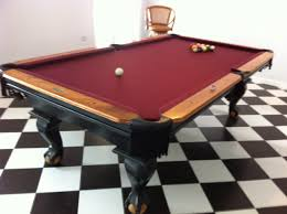 used pool tables maine connelly prescott 2 tone wine pool table fabric
