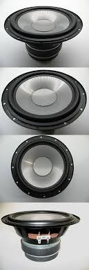 klipsch used speakers. vintage speakers: klipsch 8 img woofer used in model f-30 tower speaker system speakers m