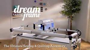 THE Dream Fabric Frame: Overiew - YouTube &  Adamdwight.com