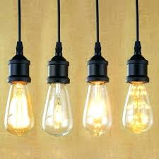 3 edison bulb pendant lights simple 8 light black led multi europa 3 edison bulb pendant