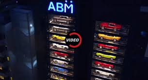 Autobahn Vending Machine Classy Behold Singapore's Luxury Car Vending Machine Carscoops