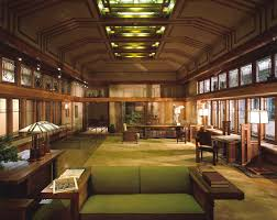 frank lloyd wright home and studio interior - Google Search