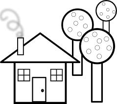 La Casa Dei Bambini Da Colorare Gratis Disegni Da Colorare E