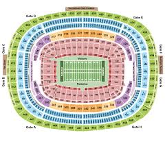 17 Logical Fedex Field Row Seating Chart