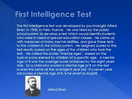 Defining and Measuring Intelligence Universit   Ouverte des Humanit  s