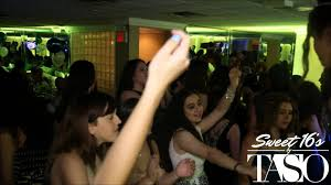 sofia s nj sweet 16 w dj taso the chandelier belleville nj 6 19 15