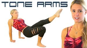 how to lose arm fat workout for women tone upper body at home exercises you