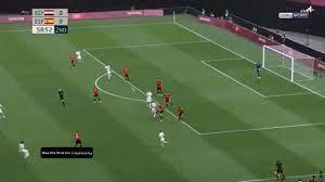 ملخص اهداف مباراة مصر واسبانيا اليوم 22-07-2021 والتعادل السلبي في افتتاحية  طوكيو 2020