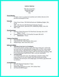 Machinist Resume Machinist Resume Example Enderrealtyparkco 8