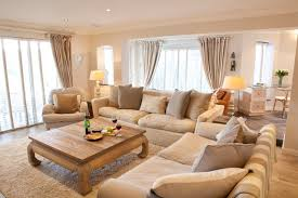cozy living furniture. Inspiration For A Beach Style Living Room Remodel In Cornwall Cozy Furniture
