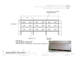 furniture design drawings. additional credits: eli dweck designs, darren brown interior design furniture drawings o