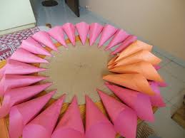 How To Make Big Lotus Flower From Paper How To Make Big Lotus Flower From Paper Koziy Thelinebreaker Co
