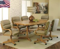 19 upholstered dining room chairs with casters dining room vanity dining room sets with chairs on