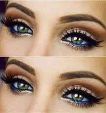 re help prom makeup ideas please golden tones would look amazing with