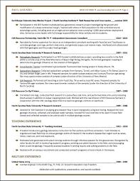 Student Resume Sample Distinctive Documents