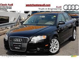 2008 Audi A4 2.0T Special Edition quattro Sedan in Brilliant Black ...