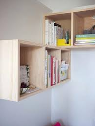 wooden wall shelves cube diy storage cubes shelf