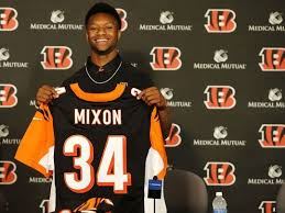 Nfl Rumors Cincinnati Bengals Counting On Joe Mixon To