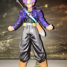 ซอทไหน 26cm Original Banpresto Trunks Dragon Ball Z Figurine Msp