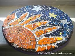 stained glass mosaic techniques upland gl by joanne daschel 12x designsmosaic ideasmosaic designs ideas tempered broken