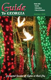 Life College Atlanta Christmas Lights Guide To Georgia Holiday 2018 By Cyberguy1976 Issuu