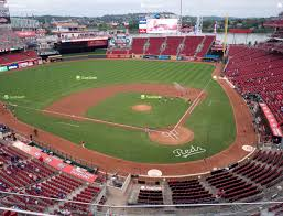 Great American Ball Park Section 421 Seat Views Seatgeek