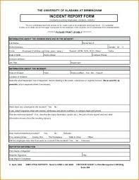 Sample Police Report Template Best Of Therapy Case Notes