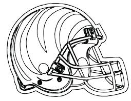 Printable Coloring Pages Denver Broncos Broncos Coloring Pages