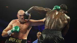 When will Tyson Fury and Deontay Wilder ...