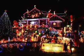 Christmas Light Displays Richmond Bc 15 Lit Up Houses You Must Drive Past In Metro Vancouver This