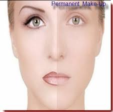 permanent make up this is a cosmetic treatment which consists of the application of eyeliner lip liner eyebrows and lipstick by means of a tattoo on